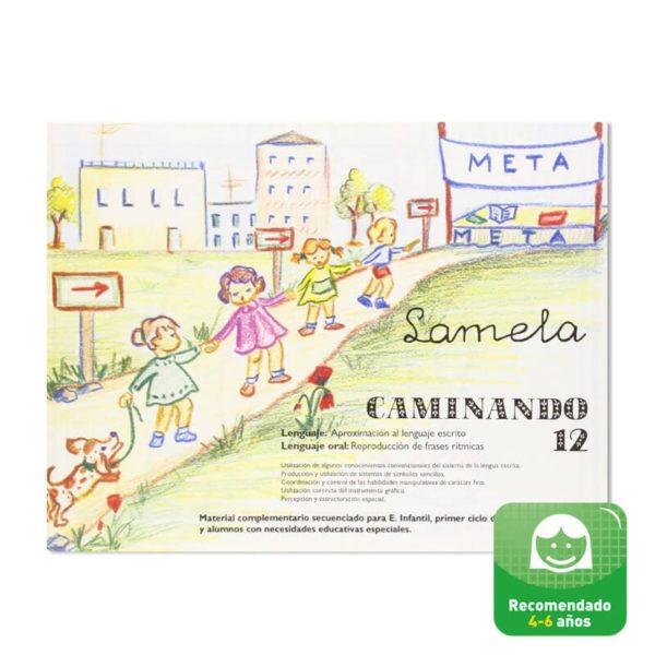 Cuadernillos didácticos Lamela Caminando nº 12